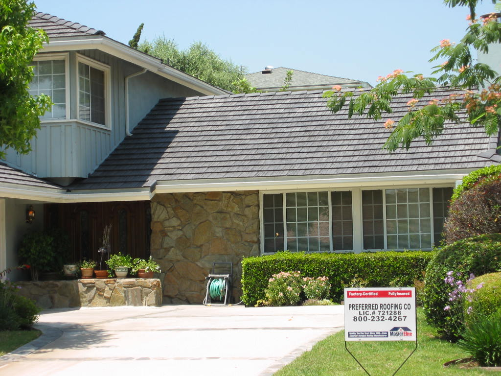 Residential Roofing Services New Roof Installations Repairs